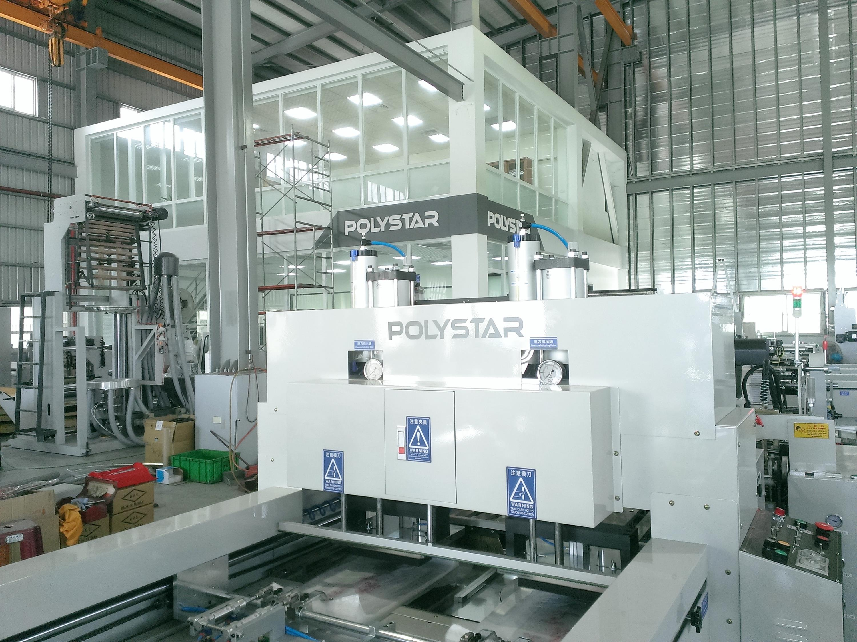 poly bag making machine