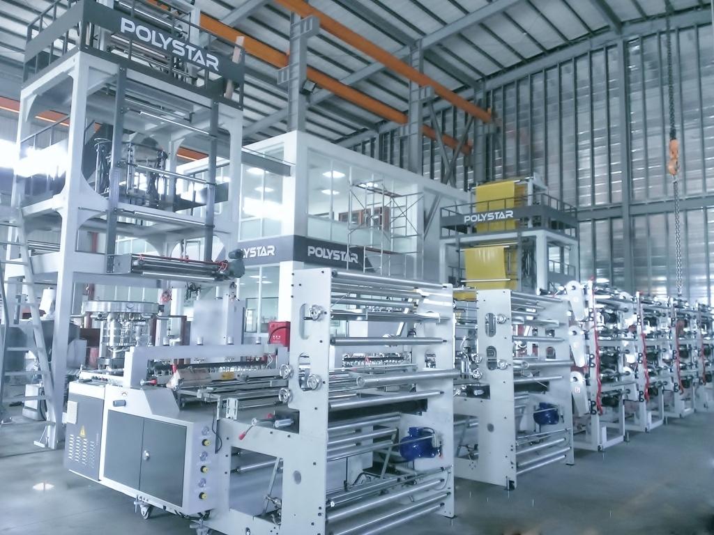 Flat Bag Making Machine Bag Making Machine Bottom Sealing