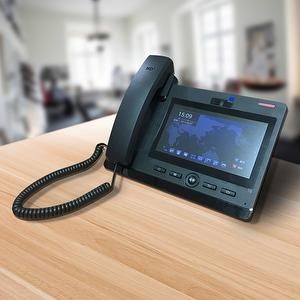 Desk Video Phone with 7 inch touch screen