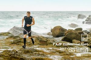For Professional Sport 15~20mmHg -TXG Extreme Calf Sleeves