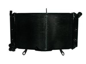 Aluminum radiator for EF1 motorcycle