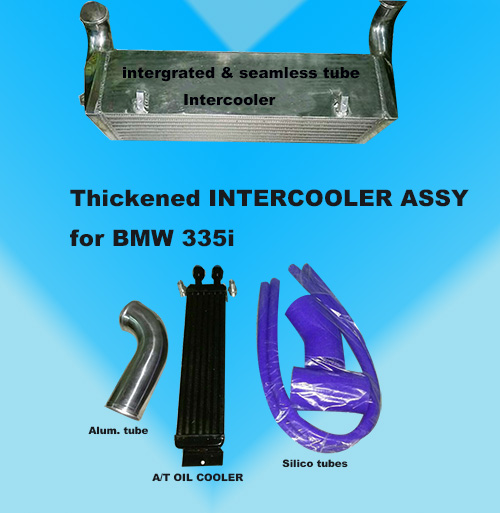 Bmw 6501 Price: Intercooler For BMW N54 N55 355i,