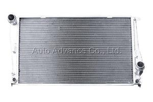 Aluminum Radiator BMW N54, 335i convertible 4-Row core