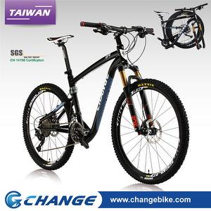 Folding Mountain Bikes-ChangeBike 26 inch MTB DF-602BF