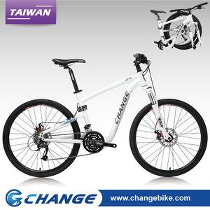 Folding Mountain Bike DF-609D-W Size:18