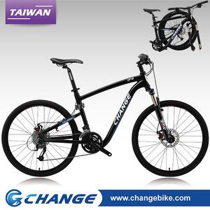 Folding bikes-ChangeBike 26 inch Folding Mountain Bike
