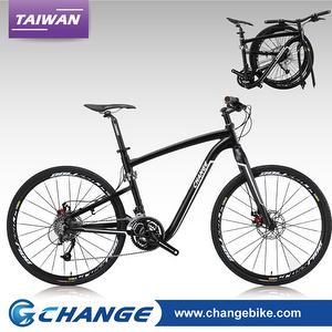 Travel folding bike-Change hybrid bike DF-611MB