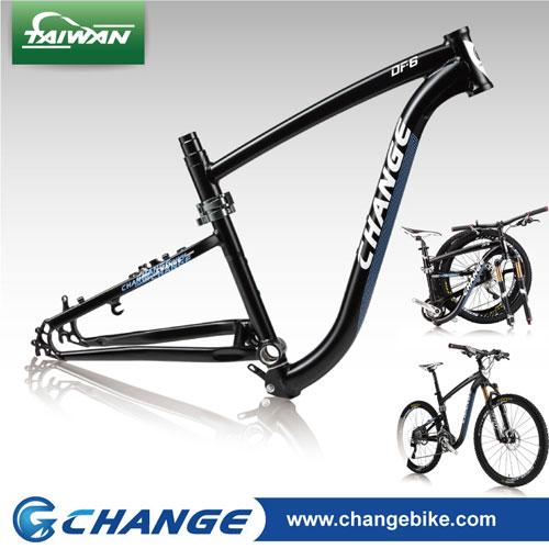 Foldable MTB frame-ChangeBike high quality Alu.7005 frame DF-633B ...