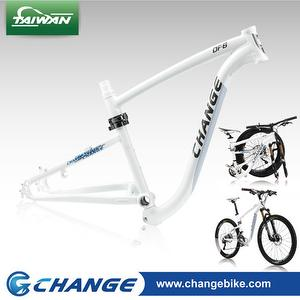 Foldable MTB frame-ChangeBike high quality Alu.7005 frame