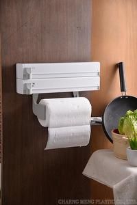 Potable 3 in 1 kitchen roll holder