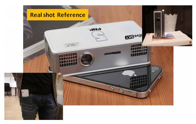 Portable cloud micro projector portable cloud micro for Micro portable projector