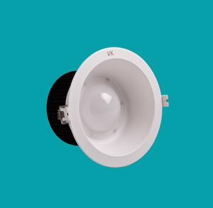LED 10W European Wind Down Light