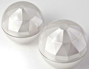 Packaging Cream Jar Mandala Diamond
