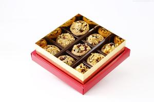 Mix Nuts Tart-box packing