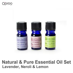 Natural & Pure Essential Oil Set