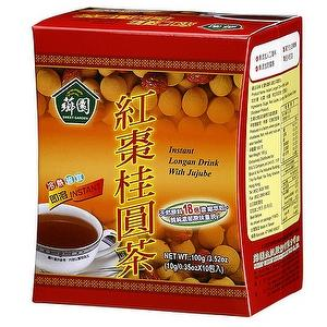 Instant Longan Drink with Jujube