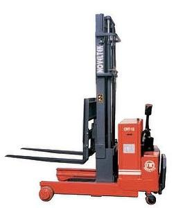 Counterbalanced Reach Trucks CRT-10/2500 (Load:1Ton)