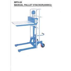Manual Pallet Stacker (Manual Pallet Stacker) by Noveltek