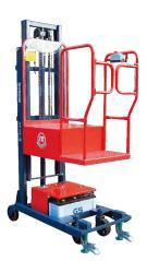 Semi-Powered Order Picker Stacker (200KG)
