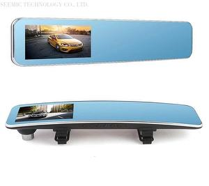 1080P Full HD Rear View Mirror Car DVR