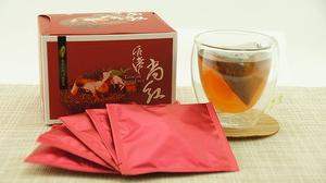 Sun Moon Lake Tea Bag gift box (With Complete Tea Leaves)