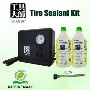 Nanotechnology Tire Sealant Kit 10409D