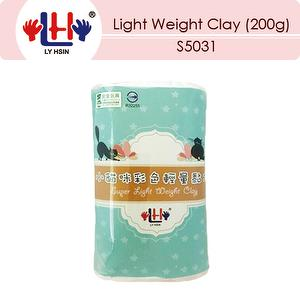 Light air dry clay (200g)