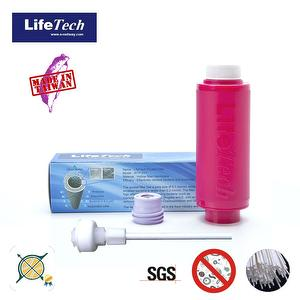 Pocket Filter (Pink color) Camping Portable water filter