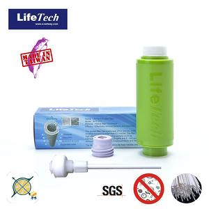 WTF-013 Apple green Ultrafiltration (UF) Portable water