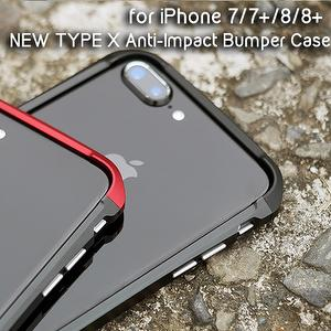 DEVILCASE TYPEX(S) Anti-Impact Bumper Case for iPhone
