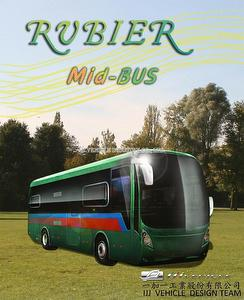 8M MID-BUS, City / Intercty/VIP BUS, PASSENGER CAR, VEHICLE