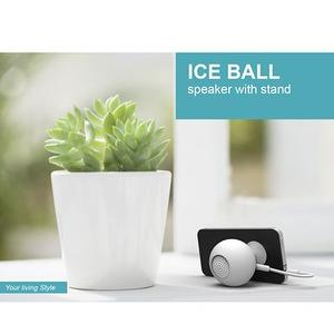 ICE BALL Modern Speaker for Mobile Phones, Laptops, Media Players
