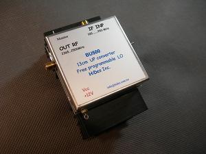 HV-320J-PA700 FPV//TVWS FullHD Video Tx 100~2500Mhz HDMI//CVBS to ISDB-T//-Tb