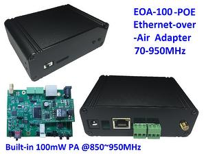 EOA-100-POE Ethernet-over -Air Adaptor