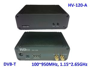 HV-120-A Full HD 1.2GHz/2.4GHz band Digital TV Receiver