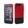 [jds]1cm Macro Lens mobile shell for iPhone 5【light red】