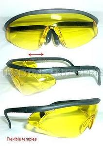 Safety goggle, Industrial glasses, Safety glasses