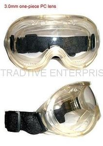 Safety goggle, Safety glasses, Industrial glasses