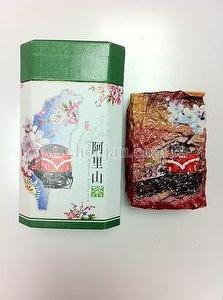 HJ13-5 Alishan Wealth Tea 150g (Green)【15 tins/pack】