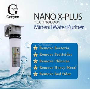 G Water Nano X-Plus Technology Single stage Water Purifier