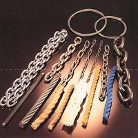 【Liang's industrial】Steel Chain Bulk Twist Chain