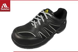 S Class -Sporty (Silver) - Safety Shoes