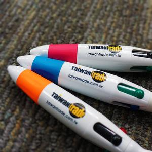 Taiwantrade Multi Color Ball Pen