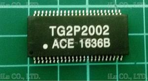 10G Based-T Dual-Port SMD Lan Transformer TG2P2002