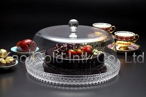 [copy]Cake plate with cover