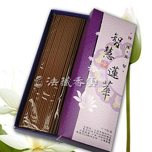 "Manjusri Increase-Wisdom Incense 8""Stick joss stick"