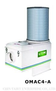 oil msit collector with air cleaner