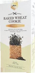 Baked Wheat Cookie Green Tea Flavor