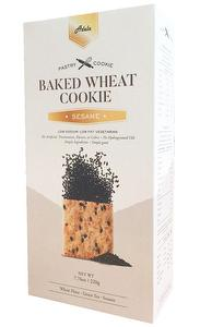 Baked Wheat Cookie Sesame Flavor