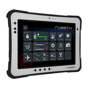 10.1-inch Fully Rugged Windows Tablet